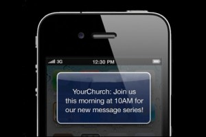 How Group Messaging for Churches can Help Spread the News